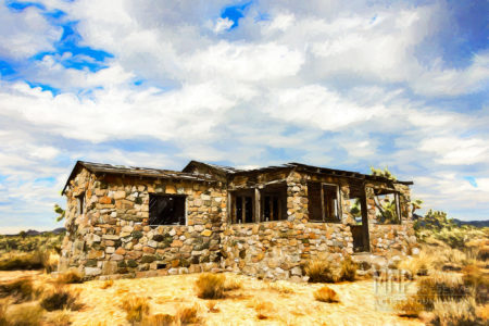 The Old Stone Homestead